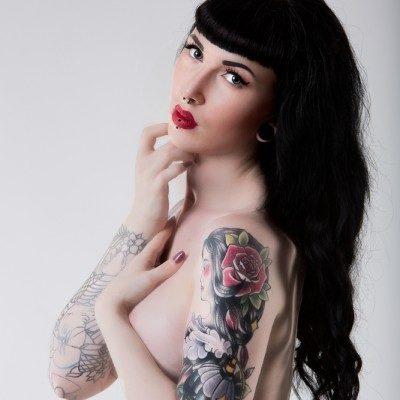 Model: Kristina Louisa Flavis